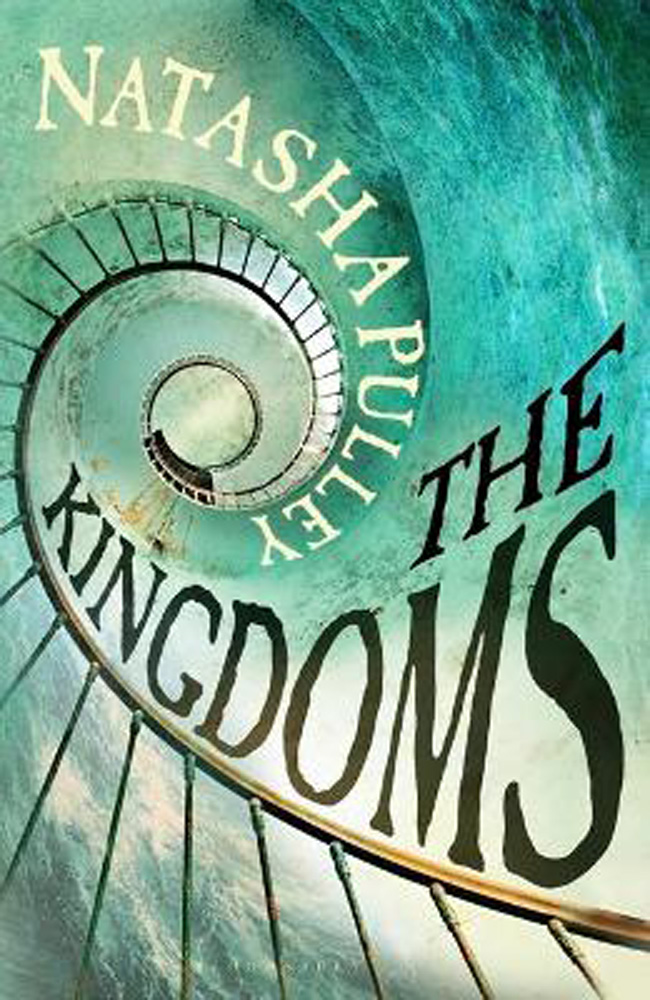 Book cover - The Kingdoms